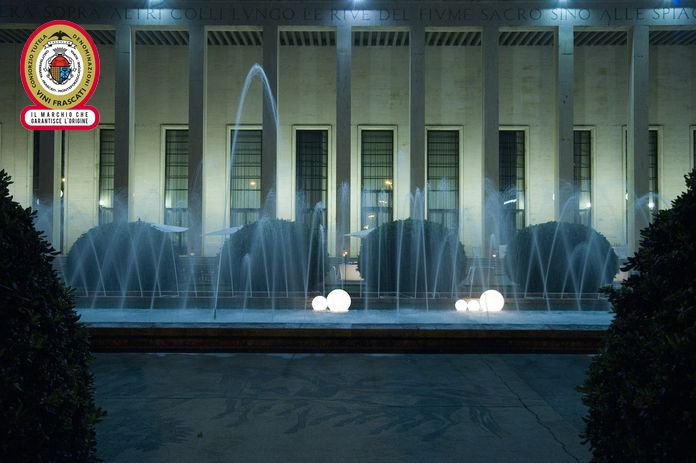 salone delle fontane